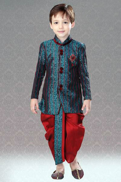 Dhoti Sherwani Kids 2 Rahul Sarees