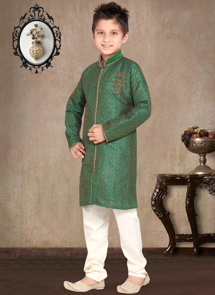 Baby Boy Sherwani Shoes